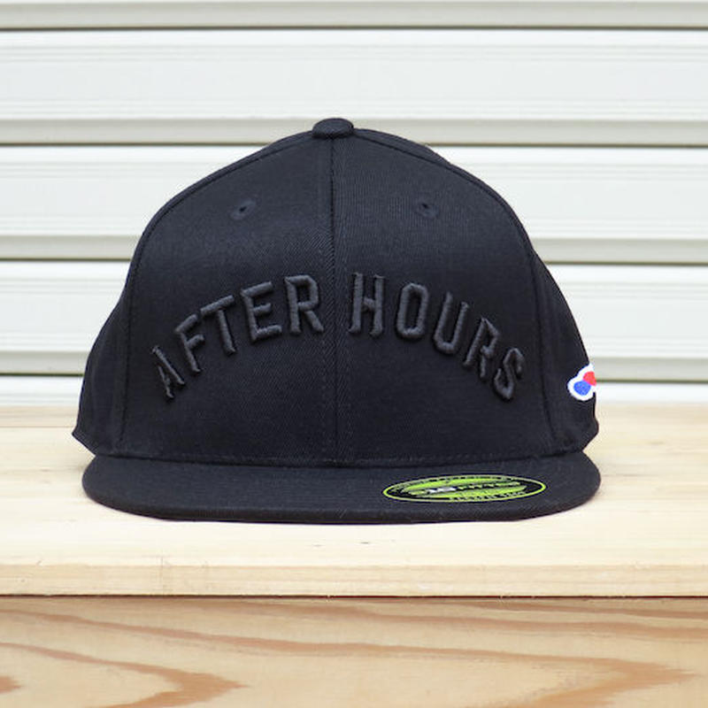 AFTER HOURS キャップ