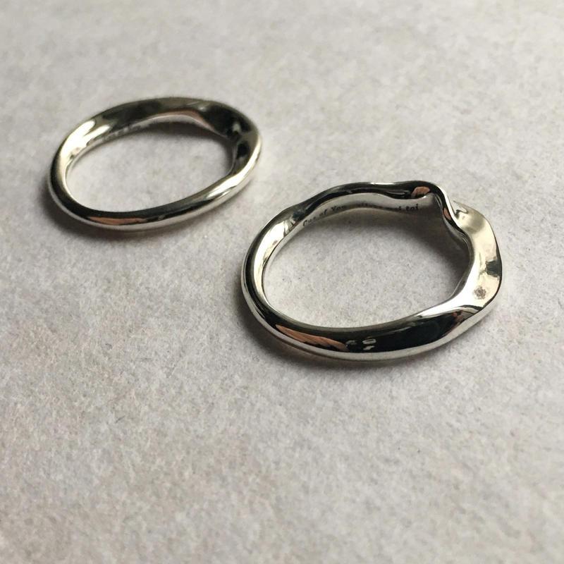 Sun ring  (太陽と月シリーズ)