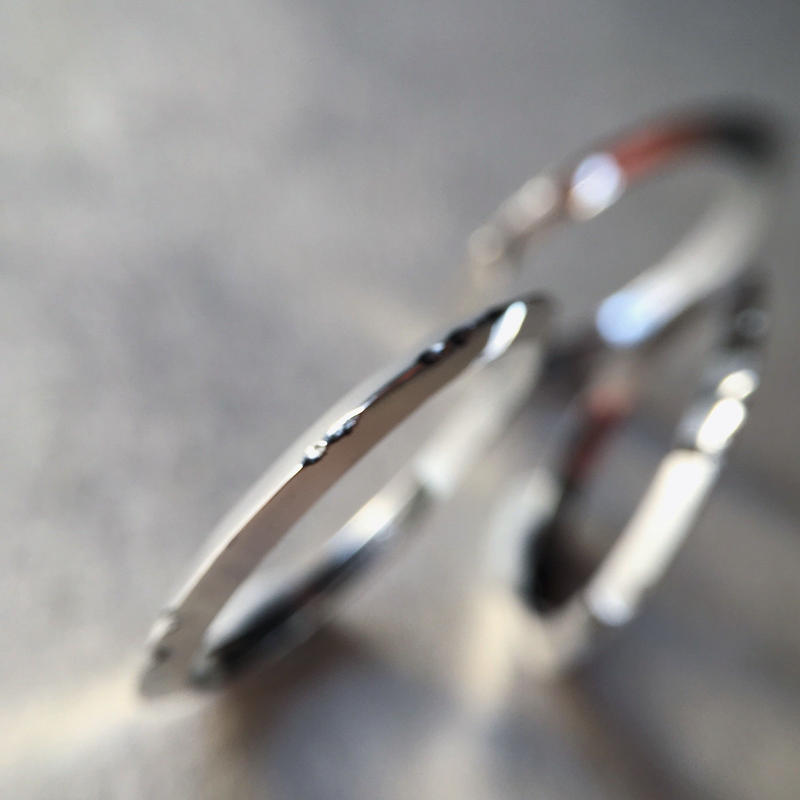 i kin ye ring 【silver】