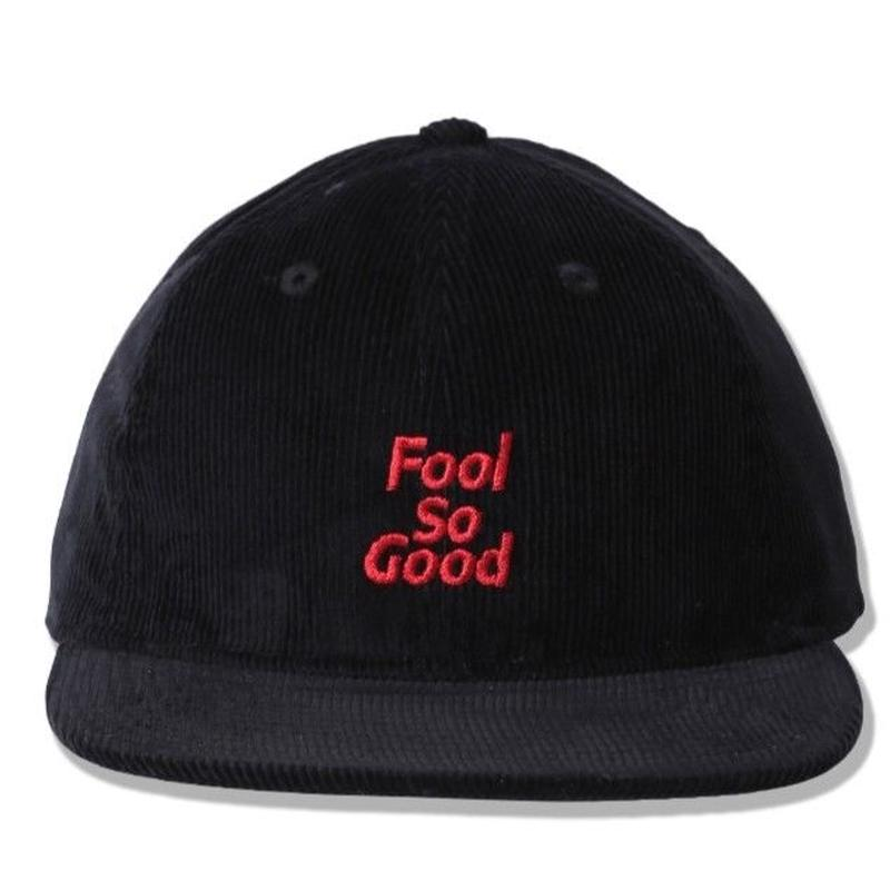 Fool So Good Corduroy Flat Visor Low Cap