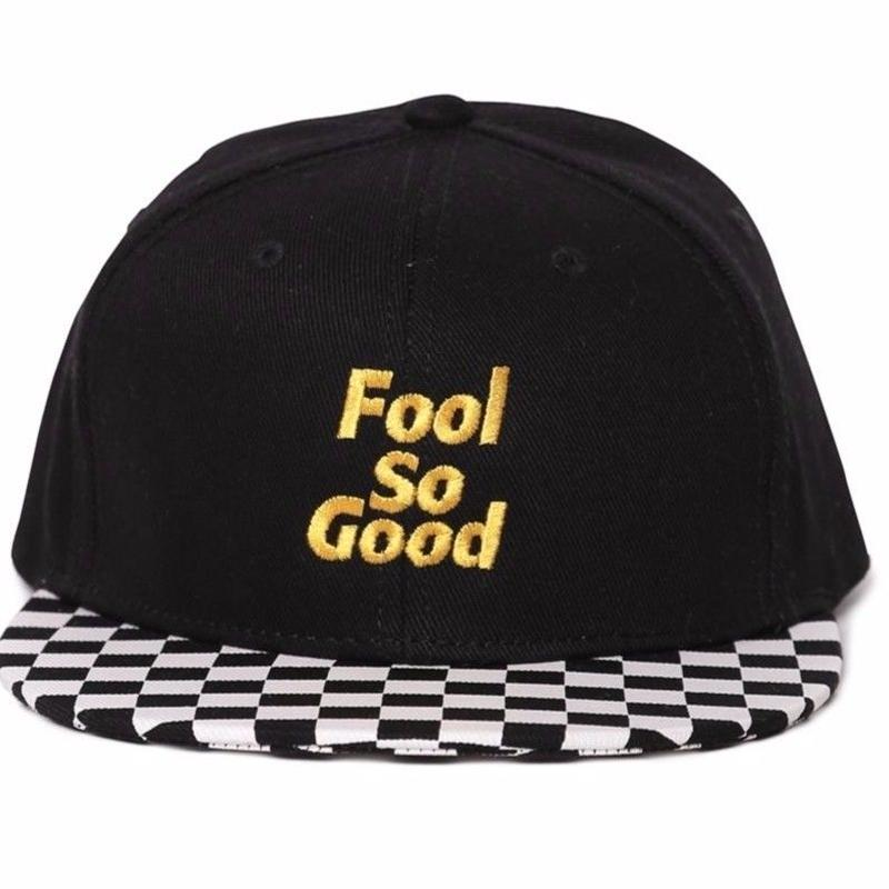 """Fool So Good""  Snap Back Cap 2"