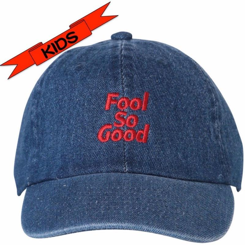 "KIDS (2才から4才) ""Fool So Good""  Low Cap"