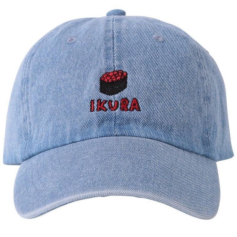 """""""IKURA"""" Curve Visor Low Cap"""