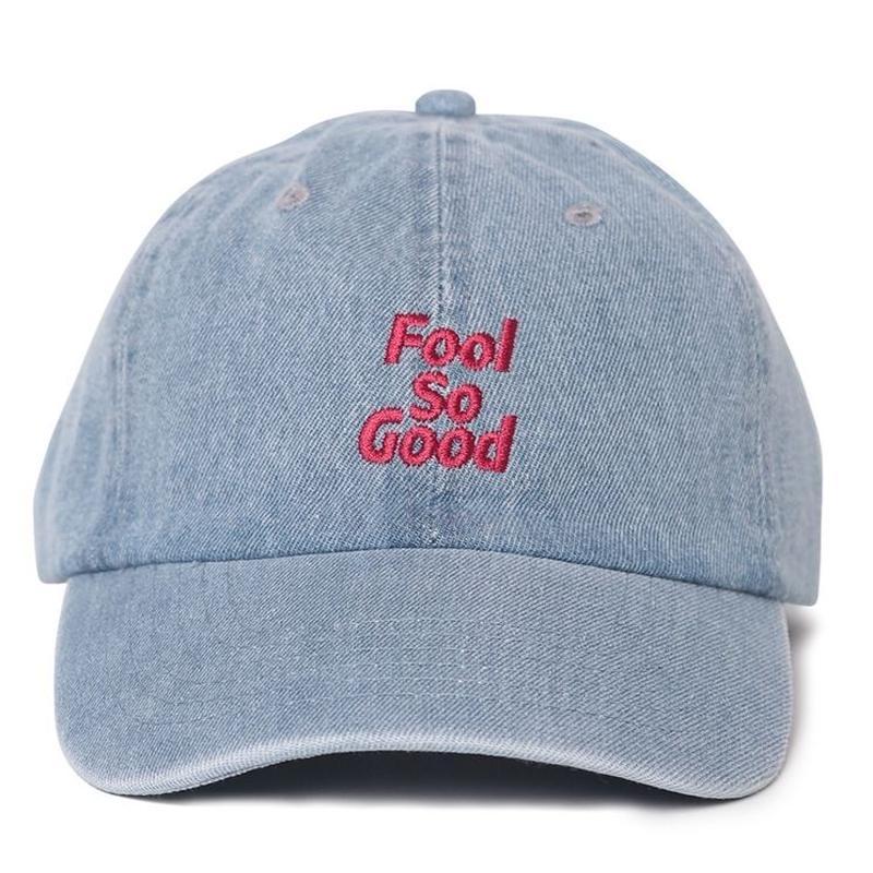 """""""Fool So Good""""  Low Cap"""