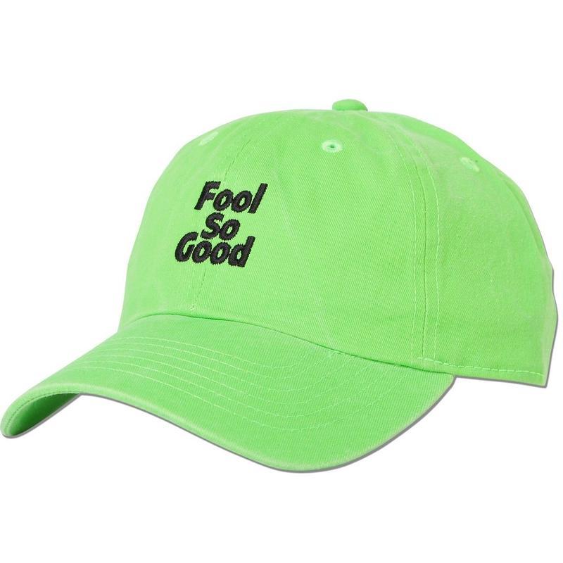 """""""Fool So Good""""  Neon Low Cap"""