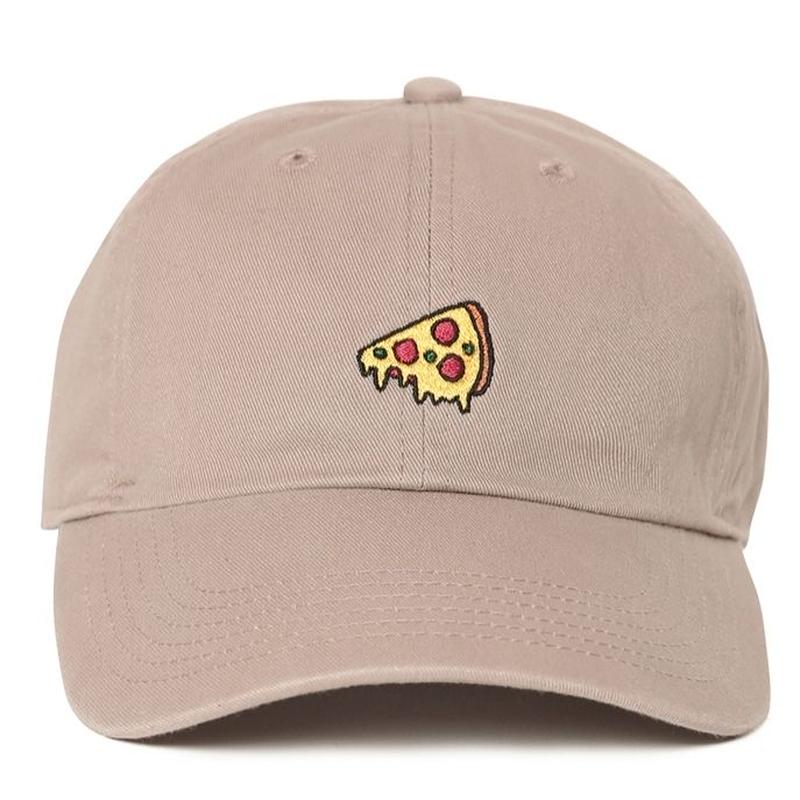 """Pizza slice""  Low Cap"