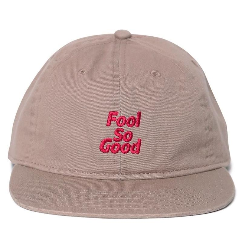 """Fool So Good""  Flat Visor Cap"