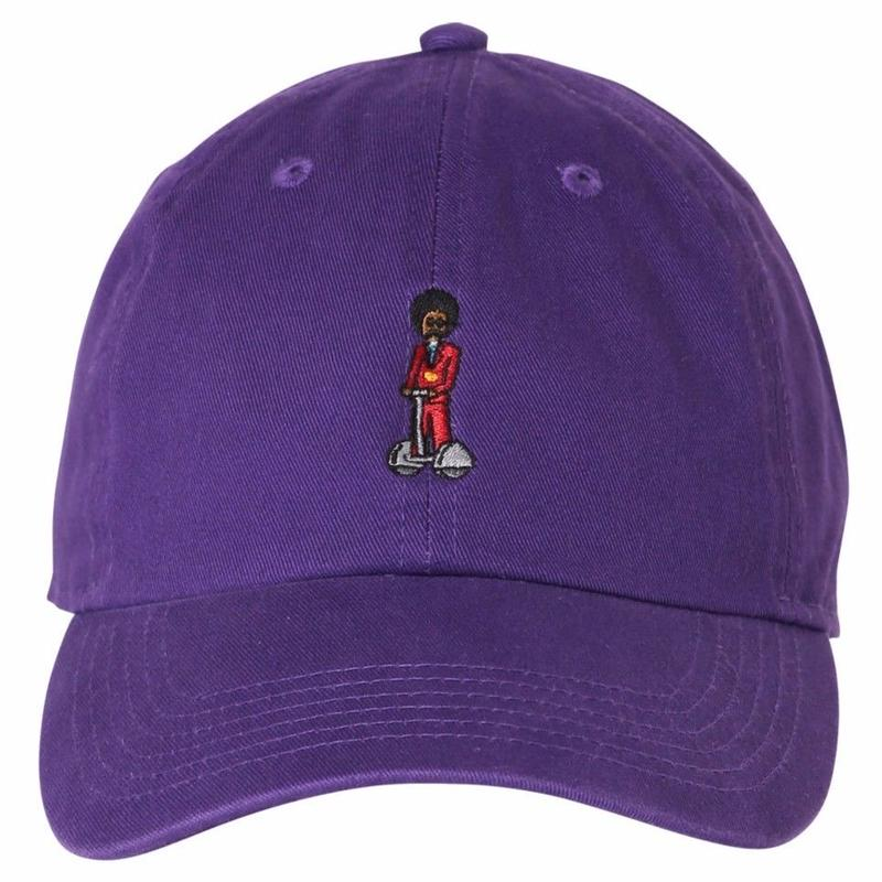 """Afro man ride on"" Low Cap"