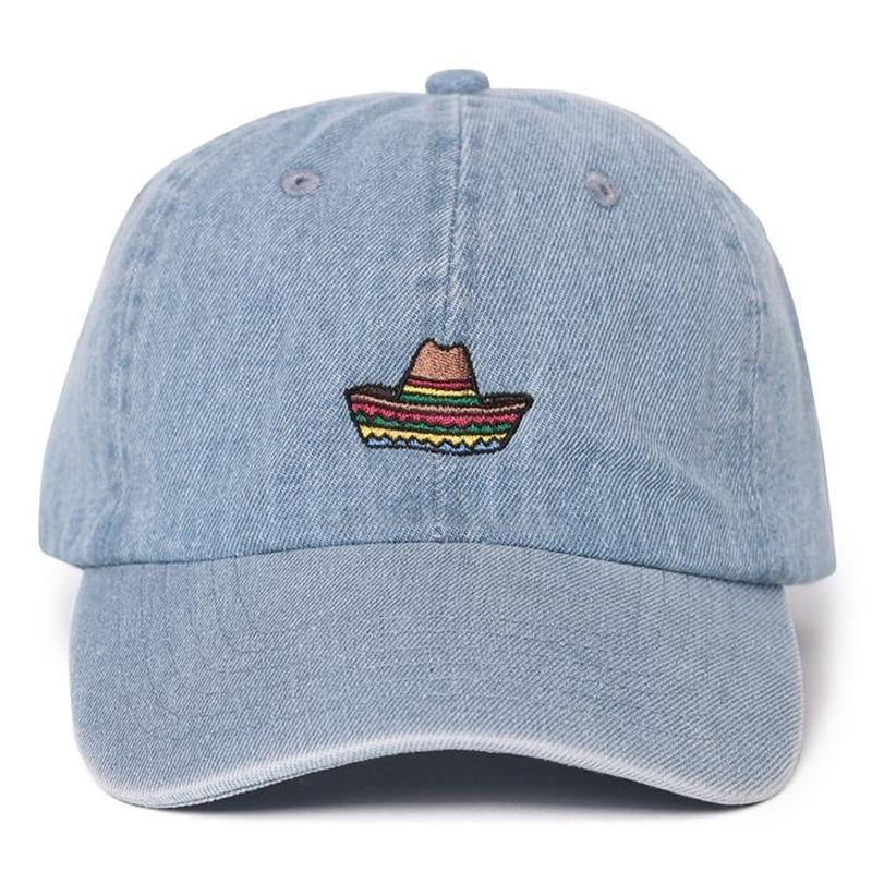 """Sombrero"" Low Cap"