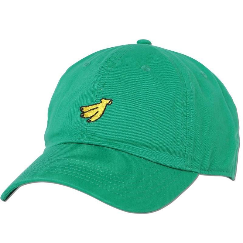 """""""Banana"""" Curve Visor Low Cap"""