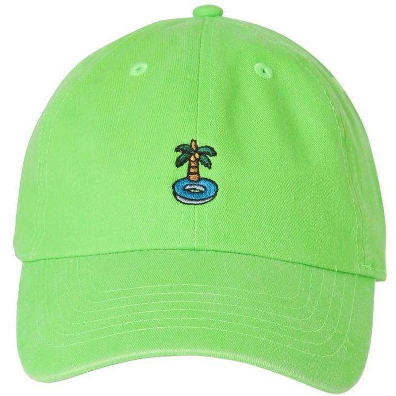 """Palm float"" Low Cap"