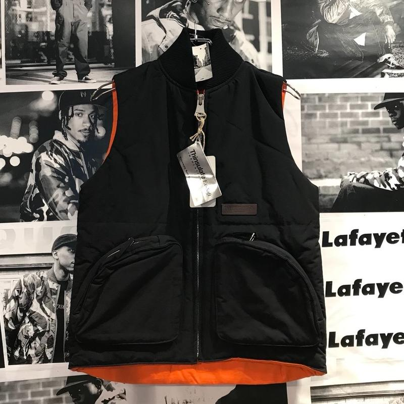 【SALE】INTERBREED  FAT ARMOR VEST BLACK
