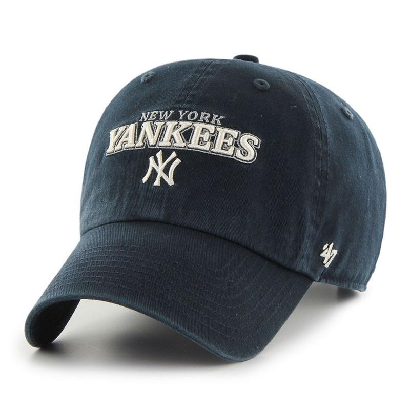 Yankees Yakker '47 CLEAN UP Navy