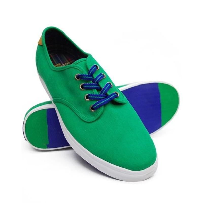 VANS × DQM Madero CANVAS (GREEN)