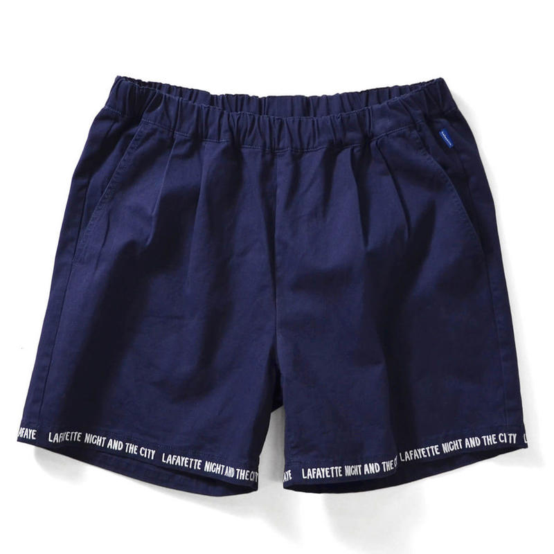 Lafayette NIGHT AND THE CITY TACK SHORTS (NAVY)
