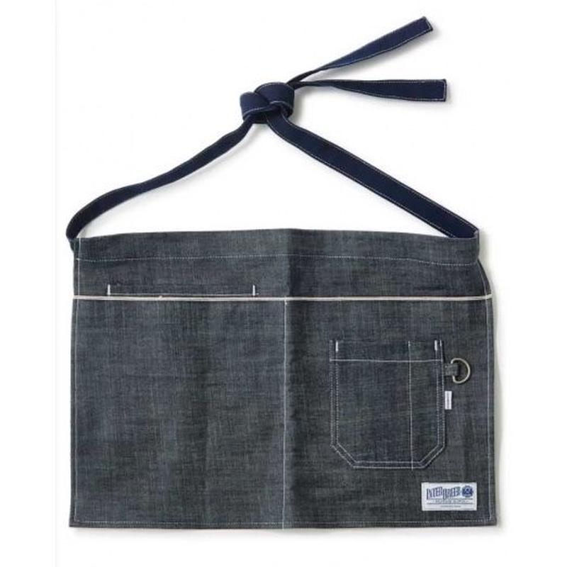 INTERBREED SELVEDGE SUPPLY CRAFTSMAN'S APRON (INDIGO)