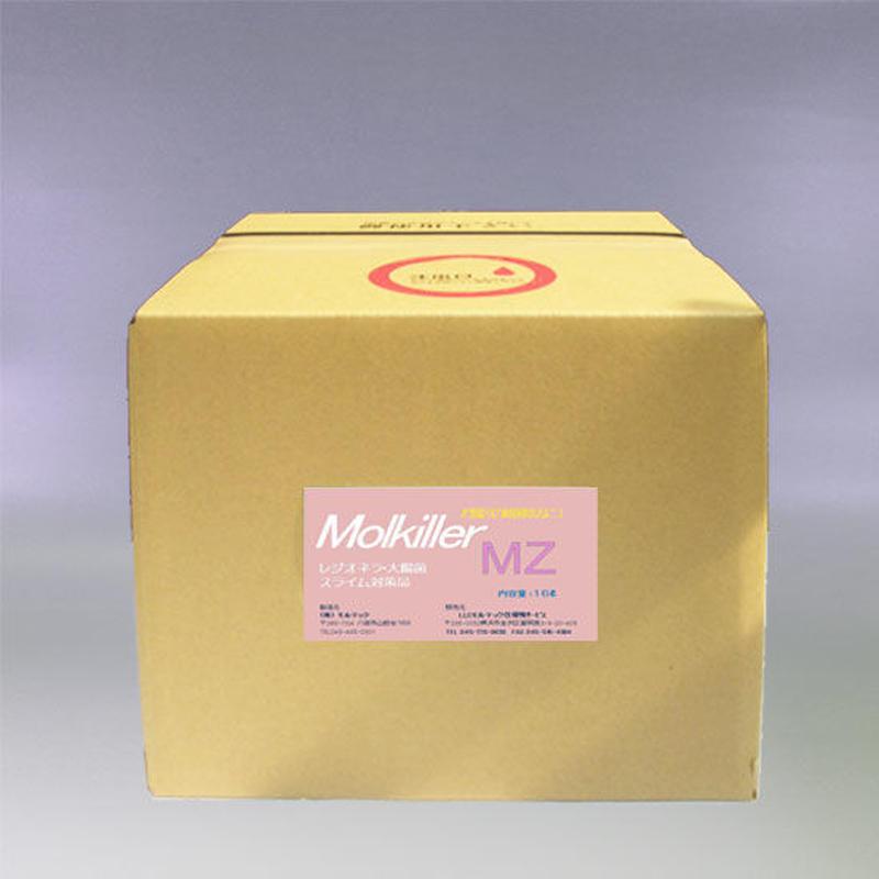 循環式浴槽除菌・洗浄剤MZ21 -   16ℓ