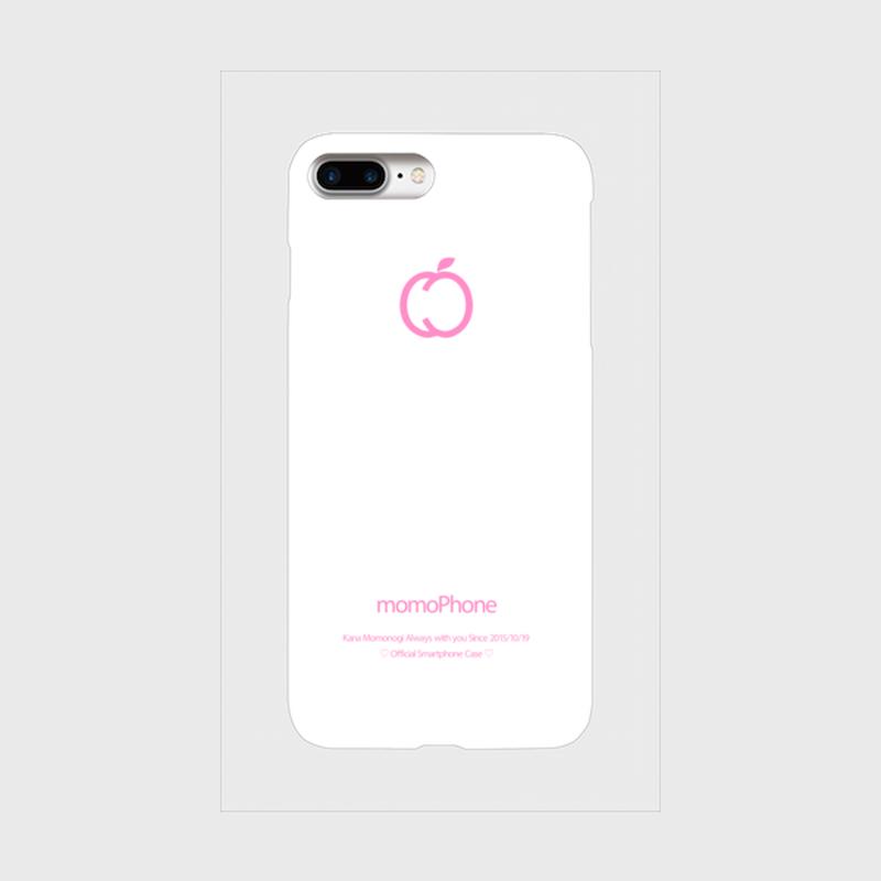 iPhone7Plus 白ケース