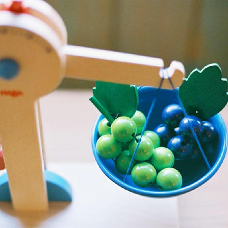 【ままごと/食材】ミニセット・ぶどう (2個)