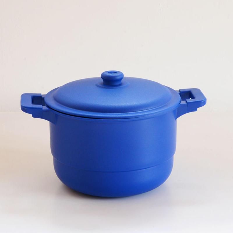 〈1才半-7才〉【ままごとキッチンツール】ASCO 蓋つき両手鍋