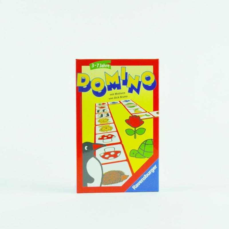 【3-7才】【並べる遊び】 ブルーナドミノ