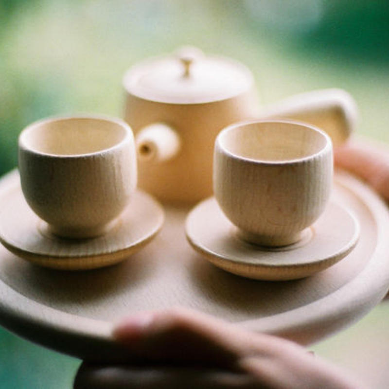 〈1才半-7才〉【ままごと/食器セット】コイデ ままごとお茶セット