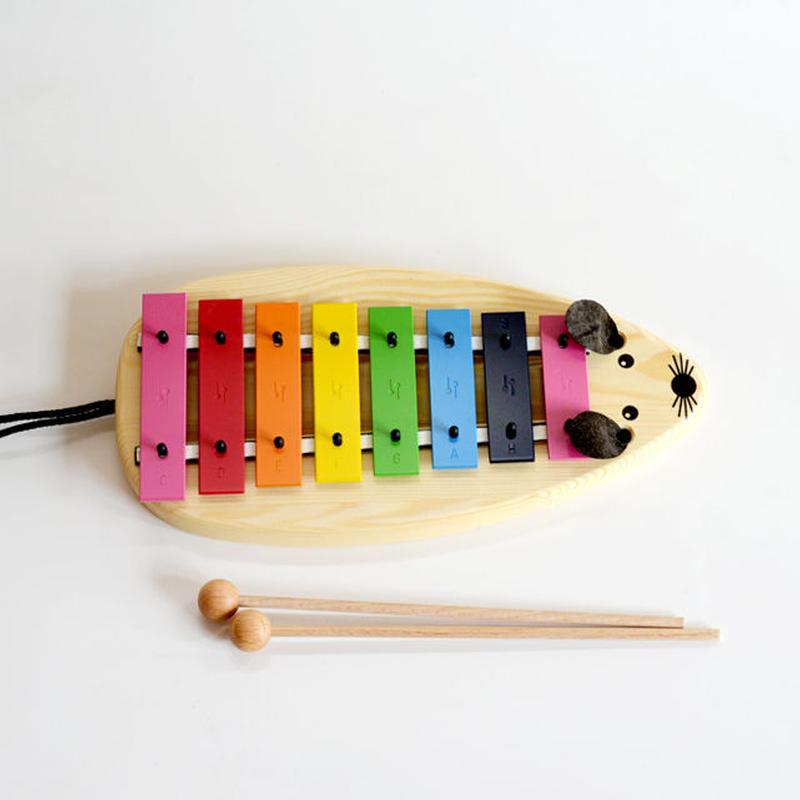 【鉄琴】【聴く・弾く】マウスメタルフォン