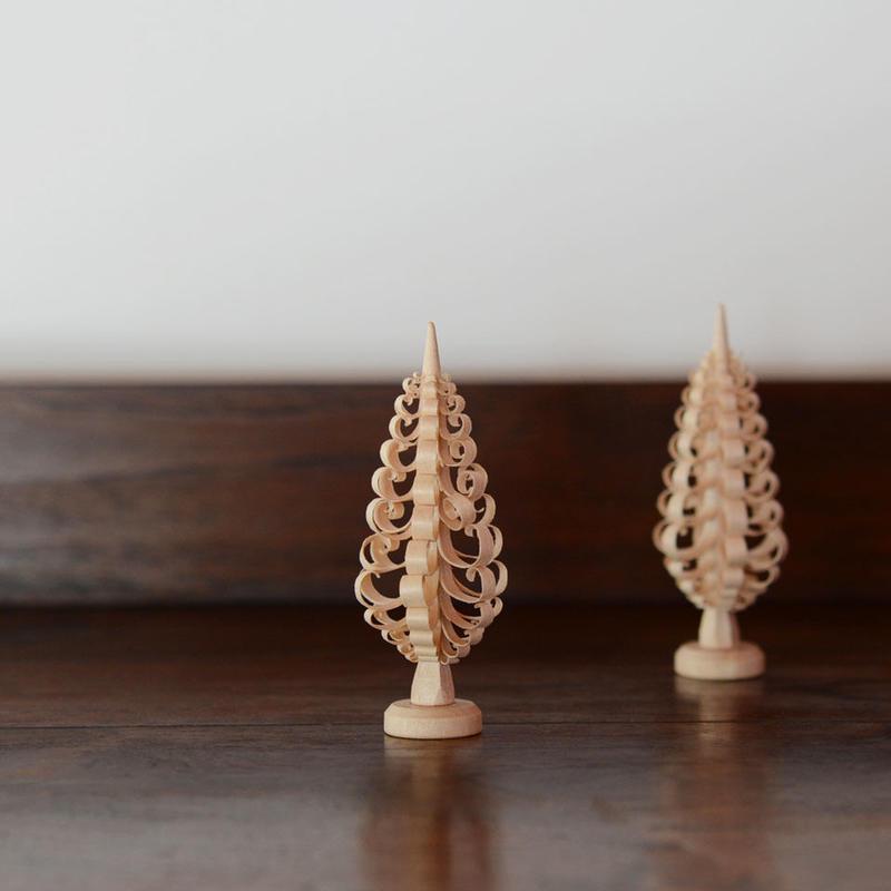 【クリスマス】チップツリー ( 中 )