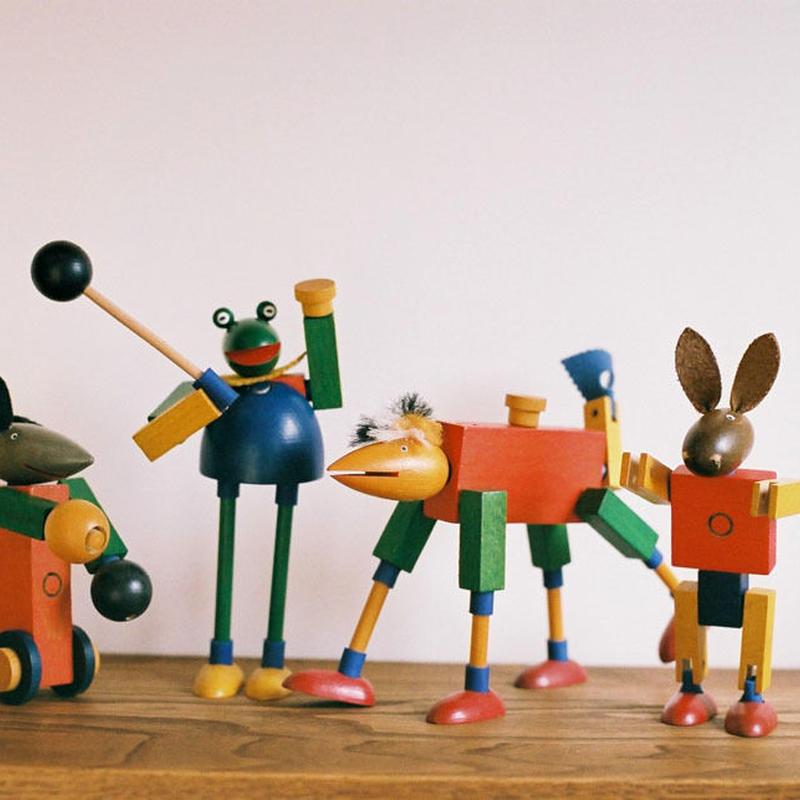 〈5才-〉【差し込み構成玩具】ケルナースティック ベーシック