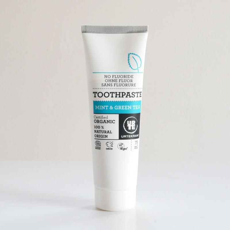 【歯磨き粉】ウルテクラム ミントアンドグリーンティー 歯磨き