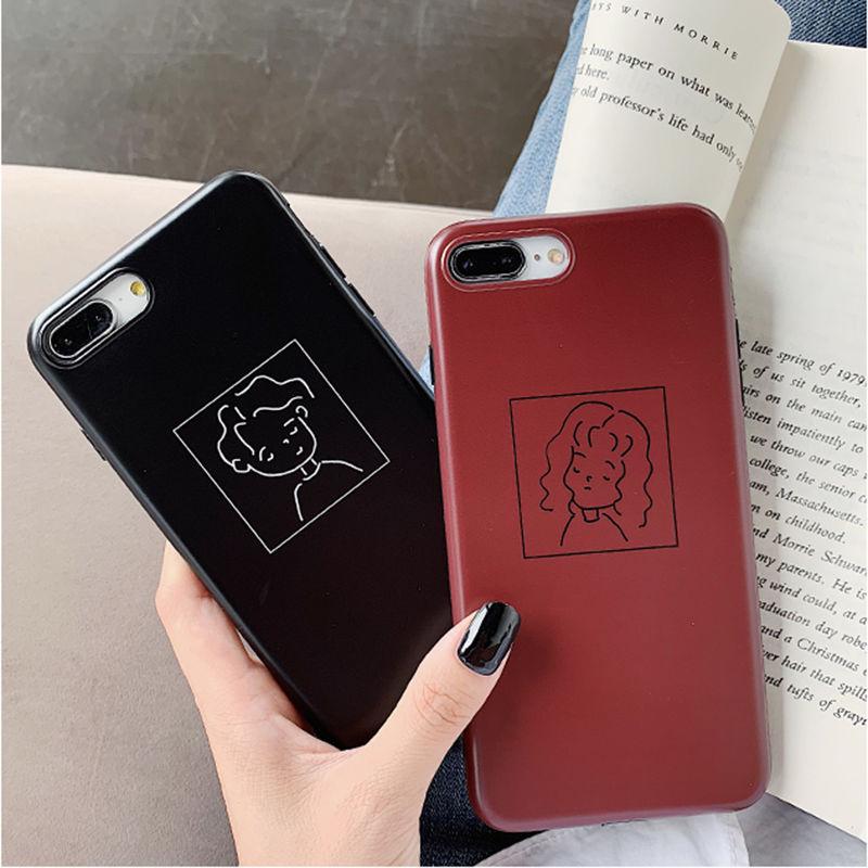 【N510】★ iPhone 6 / 6sPlus / 7 / 7Plus / 8 / 8Plus / X /XS /XR/Xs max★ シェルカバーケース you and me