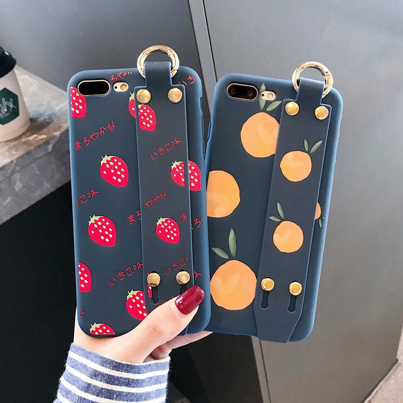【M923】★ iPhone 6 / 6s / 6Plus / 6sPlus / 7 / 7Plus / 8 / 8Plus / X/XS ★ シェルカバー ケース Strap Cover