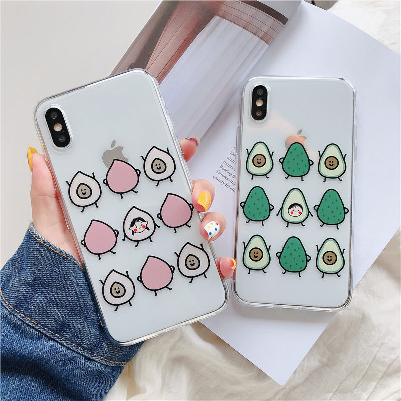 【N420】★ iPhone 6 / 6sPlus / 7 / 7Plus / 8 / 8Plus / X /XS /XR/Xs max★ シェルカバーケース かわいい