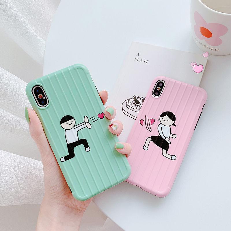 【N631】★ iPhone 6 / 6sPlus / 7 / 7Plus / 8 / 8Plus / X /XS /XR/Xs max★ シェルカバーケース  可愛い