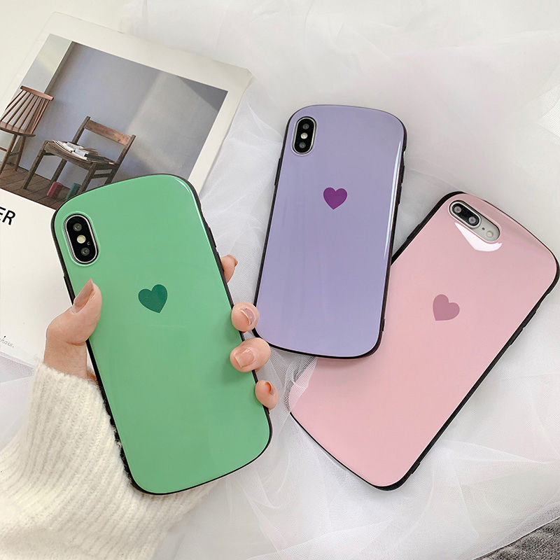 【N339】★ iPhone 6 / 6sPlus / 7 / 7Plus / 8 / 8Plus / X/ XS / Xr /Xsmax ★  おススメ Heart