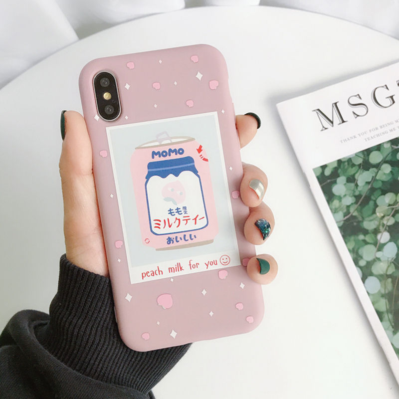 【N419】★iPhone 6 / 6s / 6Plus / 6sPlus / 7 / 7Plus / 8 / 8Plus / X / Xs ★iPhone ケース pink