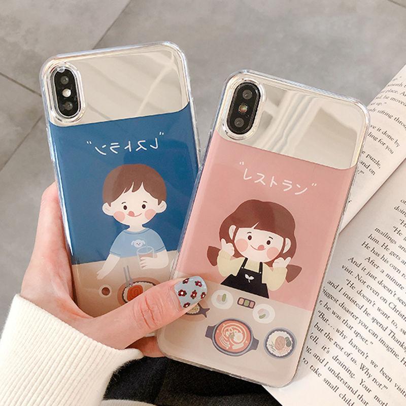 【N404】★ iPhone 6 / 6sPlus / 7 / 7Plus / 8 / 8Plus / X /XS /XR/Xs max★ シェルカバーケース ラストラン