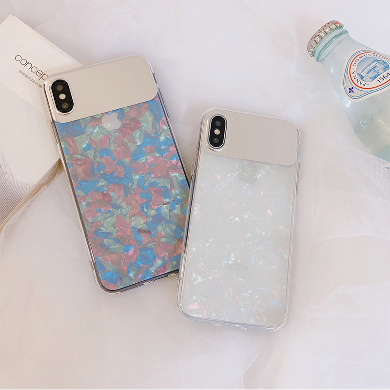【N279】★iPhone 6 / 6s / 6Plus / 6sPlus / 7 / 7Plus / 8 / 8Plus / X / Xs ★iPhone ケース ミラー shell