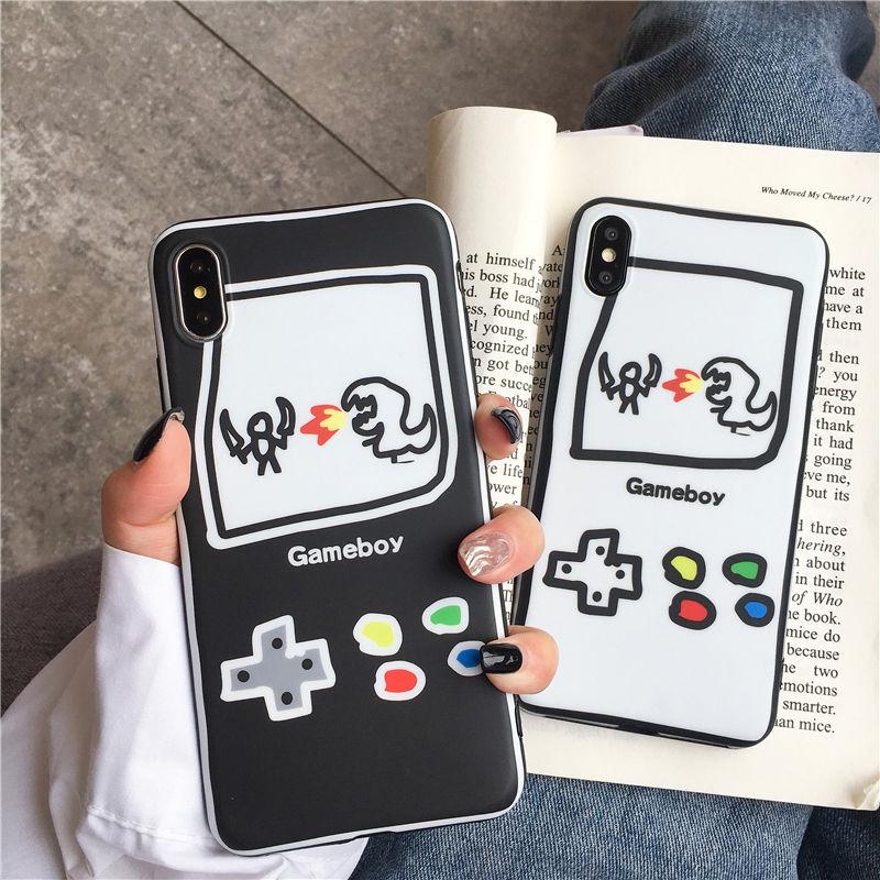 【N237】★ iPhone 6 / 6sPlus / 7 / 7Plus / 8 / 8Plus / X /XS /XR/Xs max★ シェルカバーケース ゲーム