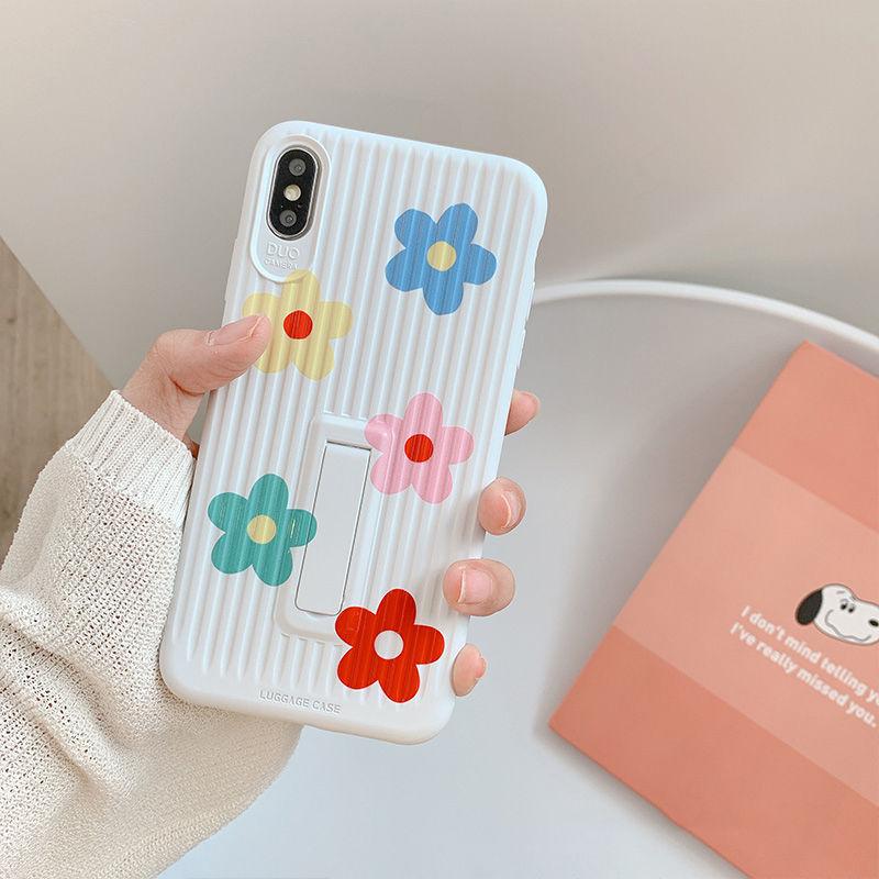 【N522】★iPhone 6 / 6s / 6Plus / 6sPlus / 7 / 7Plus / 8 / 8Plus / X / XS/XR/XsMax ★iPhone ケース  Flowers