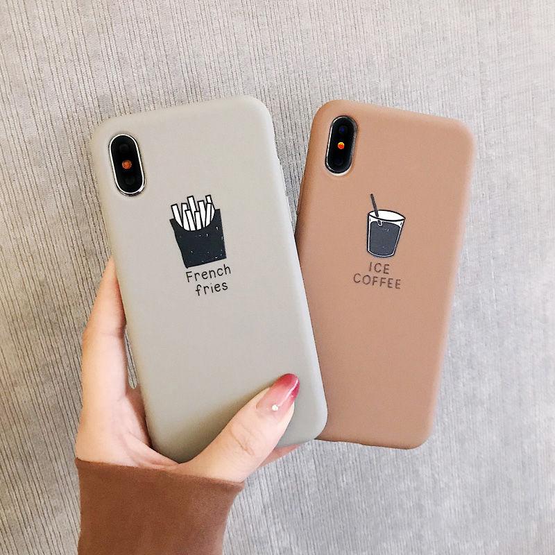 【N308】★ iPhone 6 / 6sPlus / 7 / 7Plus / 8 / 8Plus / X /XS /XR/Xs max★ シェルカバーケース  🥤