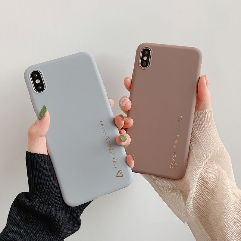 【N441】★ iPhone 6 / 6sPlus / 7 / 7Plus / 8 / 8Plus / X /XS /XR/Xs max★ シェルカバーケース  おしゃれ