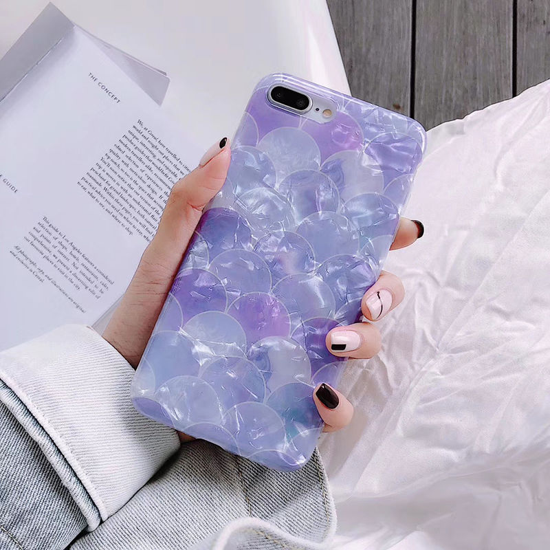 【N338】★iPhone 6 / 6s / 6Plus / 6sPlus / 7 / 7Plus / 8 / 8Plus / X / Xs ★iPhone ケース Purple
