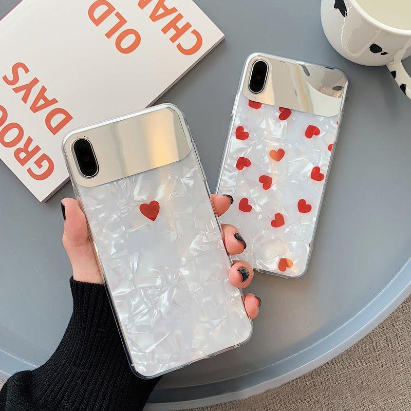 【N384】★ iPhone 6 / 6sPlus / 7 / 7Plus / 8 / 8Plus / X /XS /XR/Xs max★ シェルカバーケース LOVE