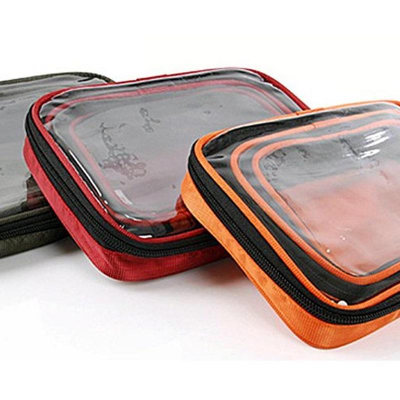旅行 出張 小物整理 小物入れ 収納 ポーチセット S/M/L 3サイズ