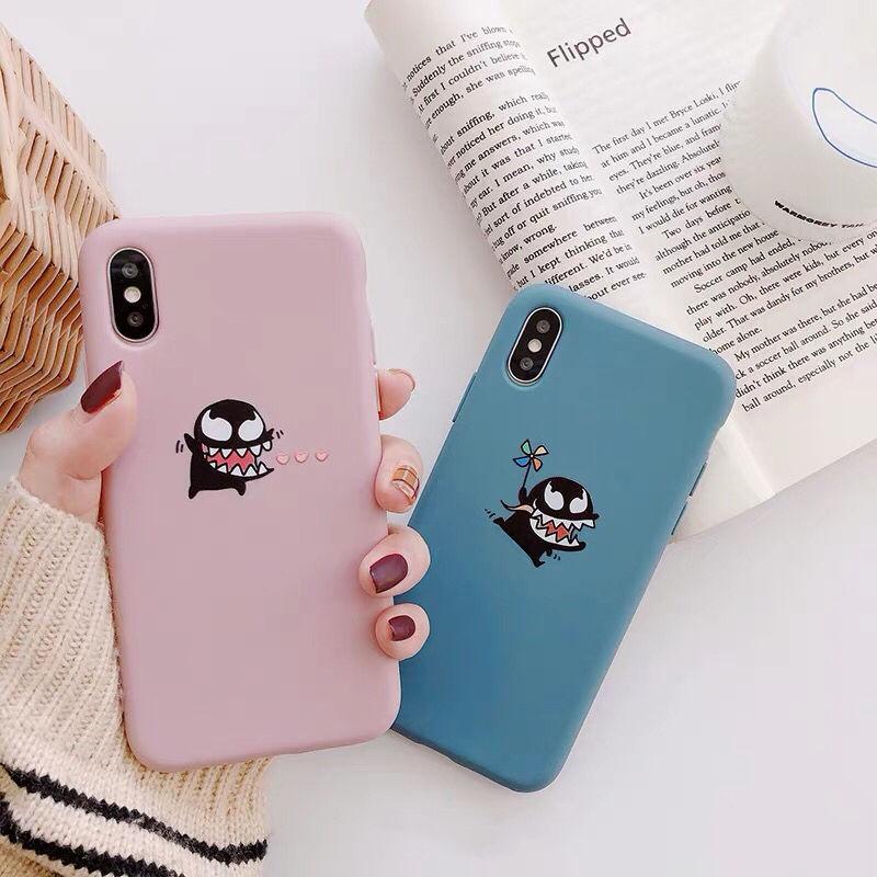 Chibi Venom iPhone case