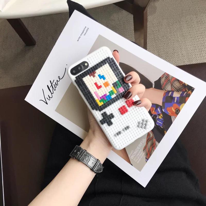 Building Block Game Boy iPhone case