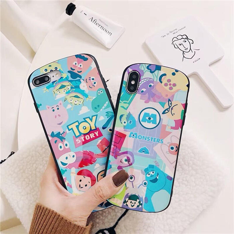 【Disney】Laser Pixar iPhone case