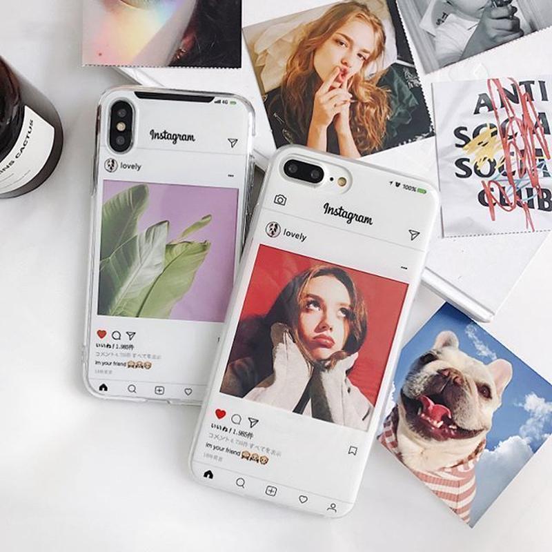 Instagram Shot iPhone case