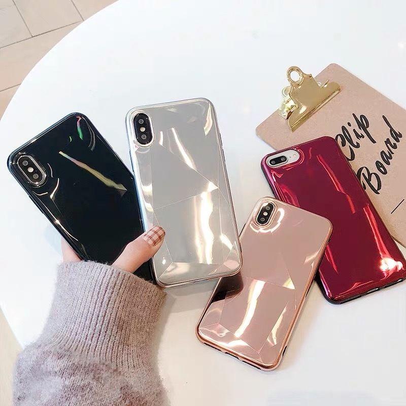 Laser Diamond Shape iPhone case